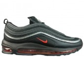 Кроссовки Nike Air Max 97 Black/Red - Фото 4