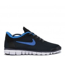 Кроссовки Nike Free Run 3.0 V2 Grey/Blue