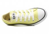 Кеды Converse Chuck Taylor All Star Low Light Yellow - Фото 6