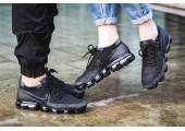 Кроссовки Nike Air Vapormax Black - Фото 3