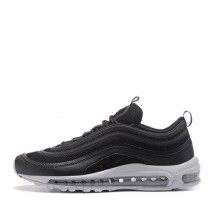 Кроссовки Nike Air Max 97 Black/White/Metallic Silver