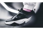 Кроссовки Nike M2K Tekno Black/White - Фото 4