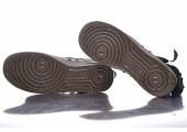 Кроссовки Nike SF Air Force 1 Utility Mid Black/Grey - Фото 3