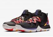 Баскетбольные кроссовки Nike Kyrie 5 EP V Irving CNY Chinese New Year - Фото 4