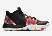 Баскетбольные кроссовки Nike Kyrie 5 EP V Irving CNY Chinese New Year - Фото 3