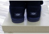 UGG Bailey Button Black - Фото 8