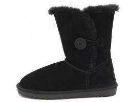 UGG Bailey Button Black (Копия)