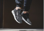 Кроссовки Adidas EQT Cushion ADV Black - Фото 5