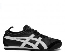 Кроссовки Onitsuka Tiger Mexico 66 Black/White