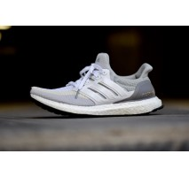 "Кроссовки Аdidas Ultra Boost ""Grey/Off White"""