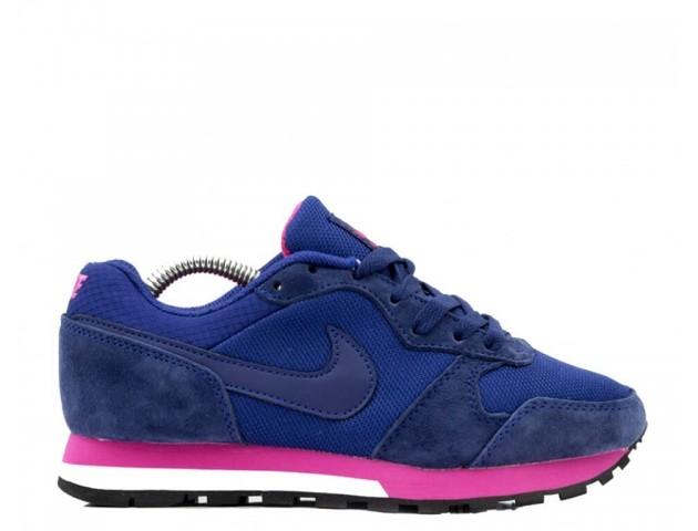 Кроссовки Nike MD Runner 2 Blue/Purple
