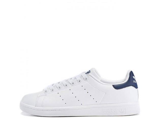Кроссовки Adidas Stan Smith White/Blue