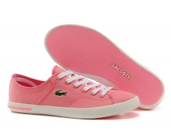 Кеды Lacoste Showcourt Lace Rose