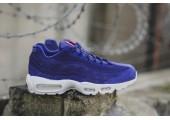 Кроссовки Nike Air Max 95 Loyal Blue - Фото 3