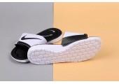 Шлепанцы Nike Comfort Black/White - Фото 8
