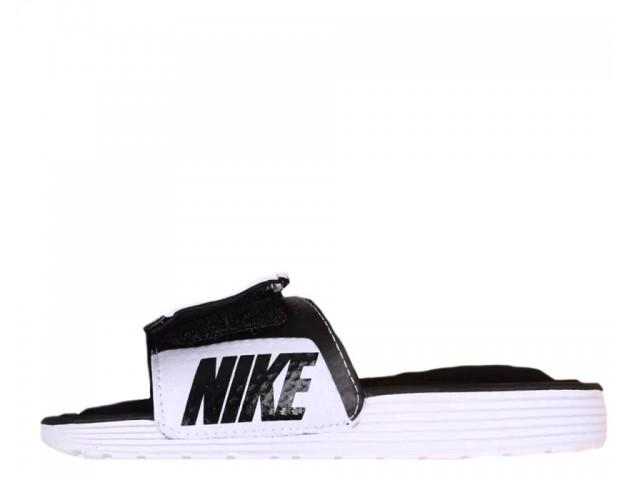 Шлепанцы Nike Comfort Black/White