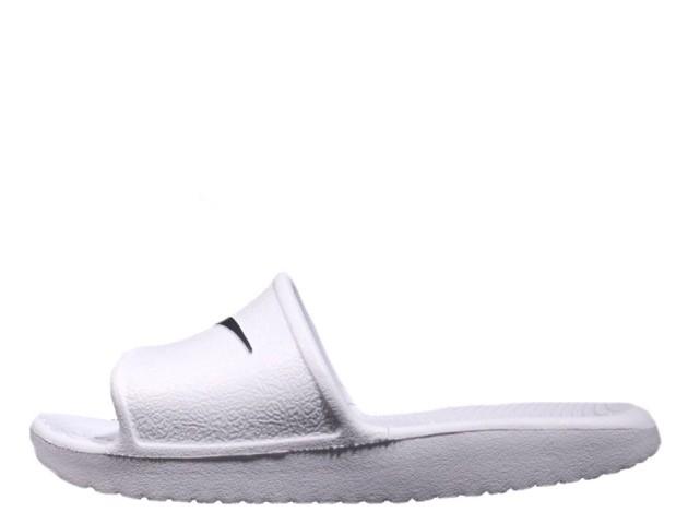 Шлепанцы Nike Benassi Swoosh White