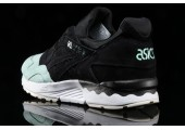 Кроссовки Asics Gel Lyte V Suede Toe Pack Black/Mint - Фото 3