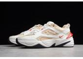 Кроссовки Nike M2K Tekno White/Peach - Фото 8