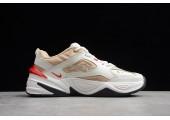 Кроссовки Nike M2K Tekno White/Peach - Фото 7