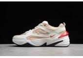 Кроссовки Nike M2K Tekno White/Peach - Фото 9