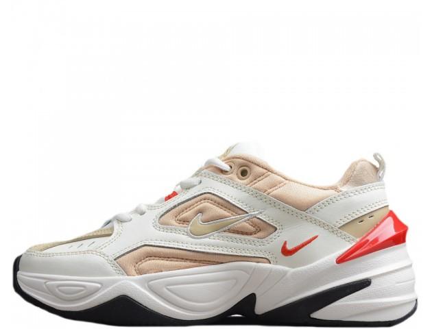 Кроссовки Nike M2K Tekno White/Peach