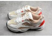 Кроссовки Nike M2K Tekno White/Peach - Фото 3