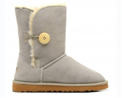 UGG Australia Mid (Button) Light Grey (Копия)