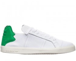 Кеды Adidas Consortium x Pharell Willams Pink Beach With Green