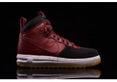 Кроссовки Nike Air Force Duckboot Red - Фото 2