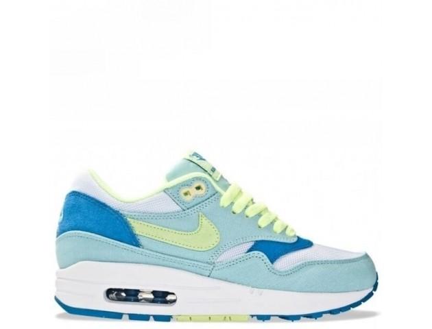 Кроссовки Nike Air Max 87 Premium Julep Liquid Lime/White