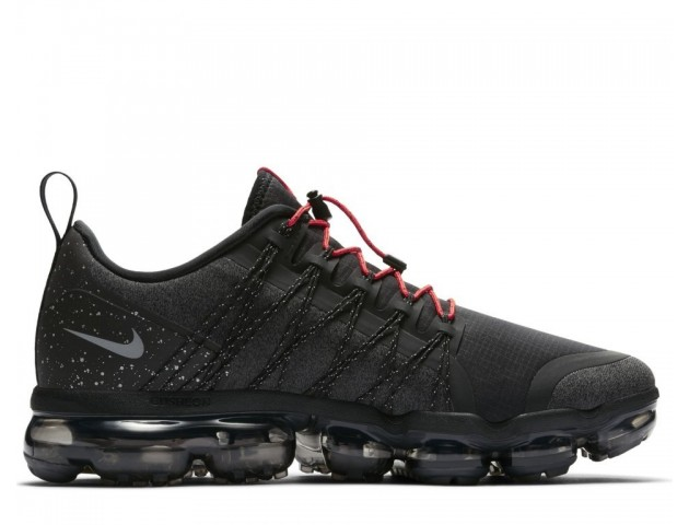 Кроссовки Nike Air VaporMax Flyknit Utility Black.Reflect Silver/Anthracite