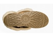 UGG BAILEY BUTTON II BOOT SAND - Фото 4