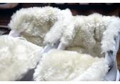 Кроссовки Аdidas x Rick Owens Mastodon Winter White С МЕХОМ - Фото 3