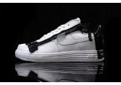 Кроссовки Acronym x NikeLab Lunar Force 1 White - Фото 1