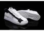 Кроссовки Acronym x NikeLab Lunar Force 1 White - Фото 7