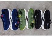 Кроссовки Nike Air Max 95 Black/White - Фото 3