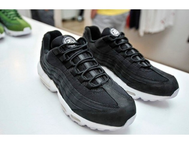 Кроссовки Nike Air Max 95 Black/White