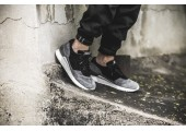 Кроссовки Asics Gel Respector Moon Crater Grey/Black - Фото 3