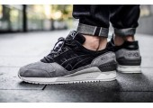 Кроссовки Asics Gel Respector Moon Crater Grey/Black - Фото 1