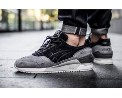 Кроссовки Asics Gel Respector Moon Crater Grey/Black