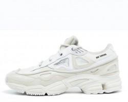 Кроссовки Adidas x Raf Simons Ozweego Bunny Cream White
