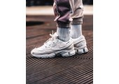 Кроссовки Adidas x Raf Simons Ozweego Bunny Cream White - Фото 3