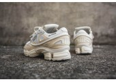Кроссовки Adidas x Raf Simons Ozweego Bunny Cream White - Фото 6
