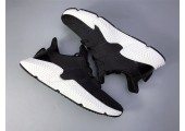 Кроссовки Adidas Prophere Black/White - Фото 4