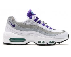 Кроссовки Nike Air Max 95 QS White/Court Purple