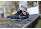 Кроссовки Nike Air Max Tavas Black/Cool Grey - Фото 2