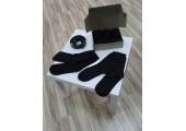 Набор мужских теплых носков черного цвета № 2 - Фото 1