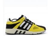 Кроссовки Adidas Equipment Running Guidance 93 Black/White/Yeloow - Фото 5