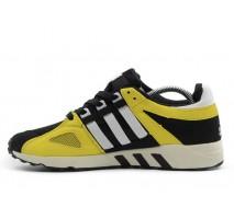 Кроссовки Adidas Equipment Running Guidance 93 Black/White/Yeloow